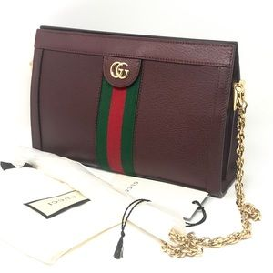 NWT Gucci Ophidia Small Shoulder Bag